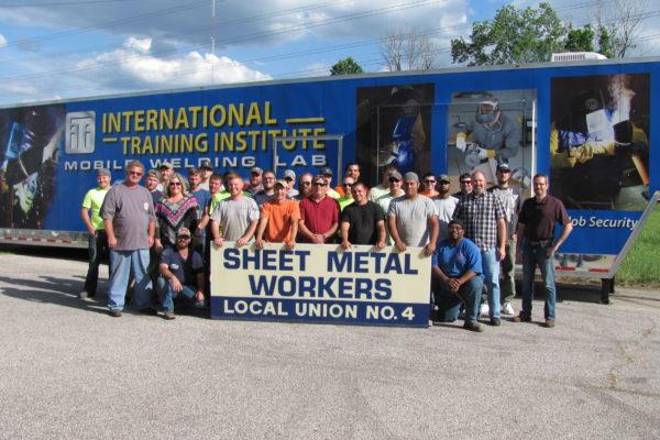 The International Association Of Sheet Metal Air Rail And