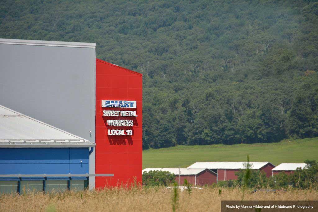 Central Pennsylvania Celebrates New Training Center